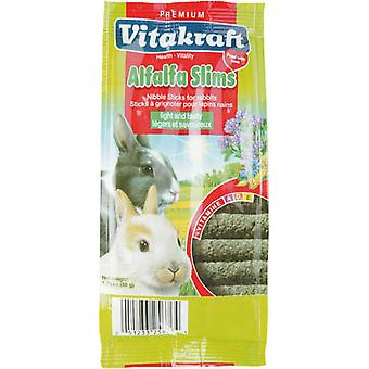 Vitakraft Alfalfa Slims For Rabbits 50g (Pack of 7)