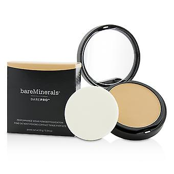 BareMinerals BarePro Performance Wear Powder Foundation - # 16 Sandstone 10g/0.34oz