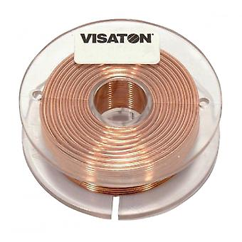 Visaton SP bobina 1,0 mH/1.0 mm
