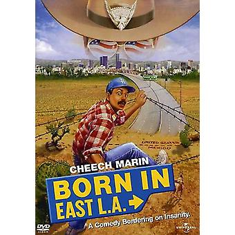 Born in East L.a. [DVD] USA import