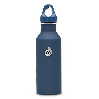 Mizu M5 530ml rustfrit stål flaske - blå