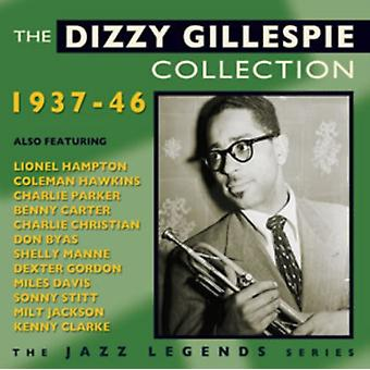 The Dizzy Gillespie Collection 1937-46 by Dizzy Gillespie