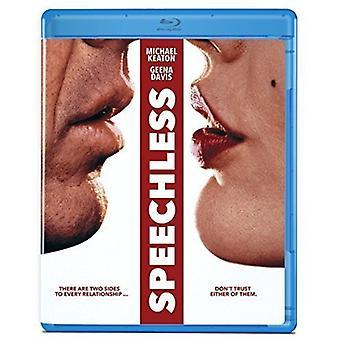 Speechless [Blu-ray] USA import