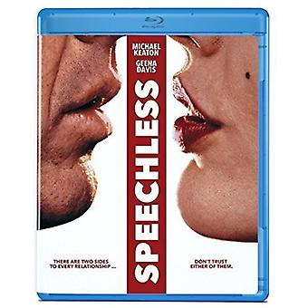Mållös [Blu-ray] USA import
