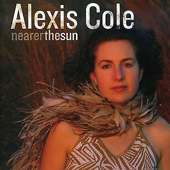 Alexis Cole - Nearer the Sun [CD] USA import