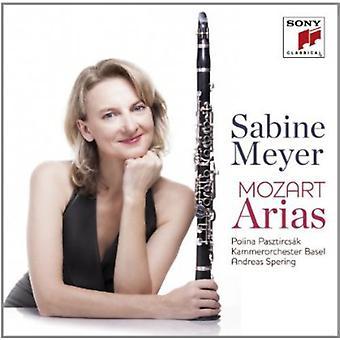 Sabine Meyer - Mozart Arias [DVD] USA import
