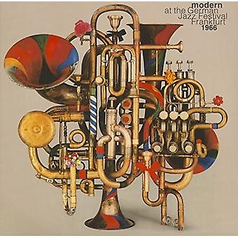 Various Artist - Modern at the German Jazz Festival 1966 [Vinyl] USA import