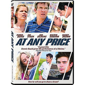 At Any Price [DVD] USA import
