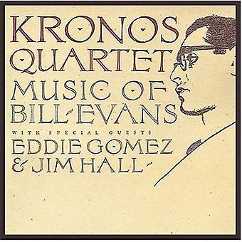 Kronos kvartetten - musik af Bill Evans [CD] USA import
