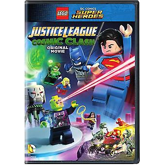 Lego Dc Comics Super Heroes: Justice League [DVD] USA import