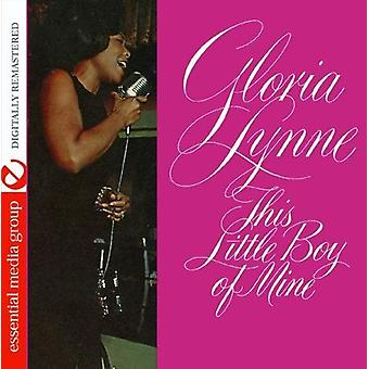Gloria Lynne - This Little Boy of Mine [CD] USA import