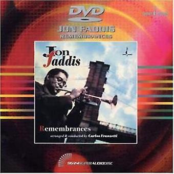 Erindringer [DVD] USA importerer
