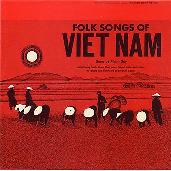 Pham Duy - Folk Songs of Vietnam [CD] USA import