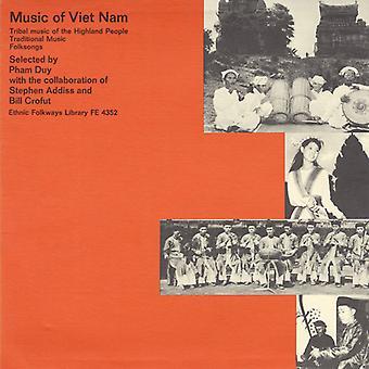 Musik von Vietnam - Musik von Vietnam [CD] USA importieren