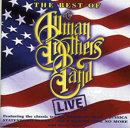 Allman Brothers Band - Best of Live [CD] USA import