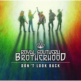 Royal Southern Brotherhood - Don't Look Back - the Muscle Shoals Sess [CD] USA import