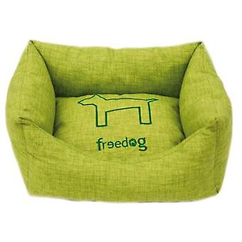 Freedog HQtex pistachio bed (Dogs , Bedding , Beds)