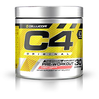 Cellucor C4 Icy Blue Razz 39 gr (Sport , Pre-training)