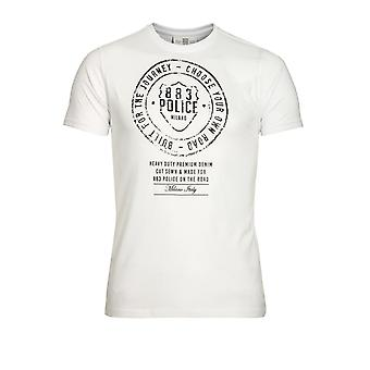883 POLICE Heritage T-Shirt White