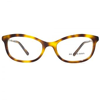 Burberry BE2231 Glasses In Light Havana