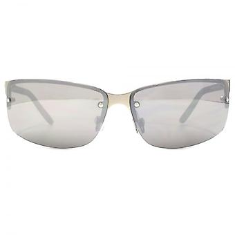 STORM Penthus Sunglasses In Silver Mirror