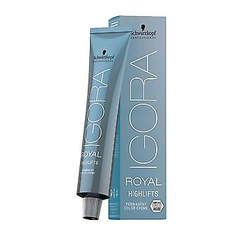 Schwarzkopf Schwarzkopf Igora Royal High Lift Permanent Hair Colour - 10-0 Ultra Blonde Natural