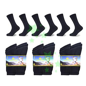 10 Pairs Mens Performance Cotton Rich Sports Socks UK 6-11 Size