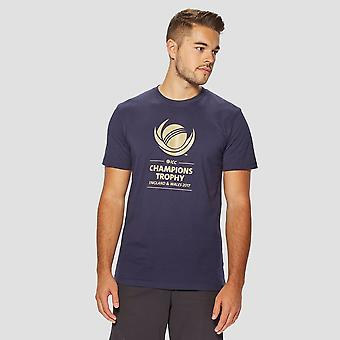 Sportfolio ICC Champions Trophy 2017 mænds Supporter T-Shirt