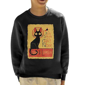 Service De Livraison Kikis Delivery Service Kid's Sweatshirt