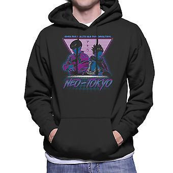 Neo Tokio nu Youre A Boss ook Akira mannen de Hooded Sweatshirt
