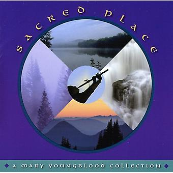 Mary Youngblood - Sacred Place: A Mary Youngblood Collecti [CD] USA import