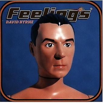 David Byrne - følelser [DVD] USA import