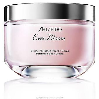 Shiseido någonsin Bloom Body Cream 200Ml
