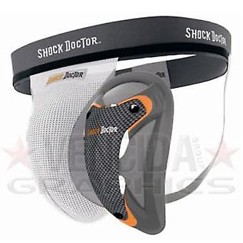 Shock Doctor Ultra Supporter mit Carbon Flex Cup