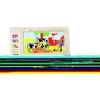 Legler Farm Puzzle (Toys , Preschool , Puzzles And Blocs)