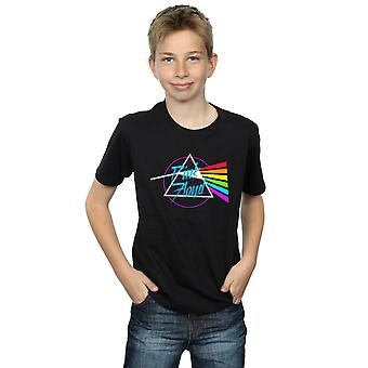 Pink Floyd Boys Neon Darkside T-Shirt