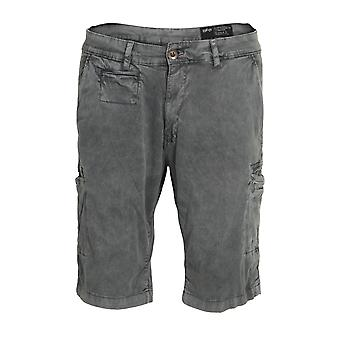 ALPHA INDUSTRIES dek Shorts | Grijs