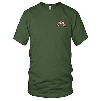 Deserto de infantaria dos EUA exército LRSD - 74 bordada Patch - feminina T-Shirt