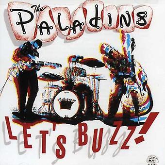 Paladins - Let's Buzz [CD] USA import