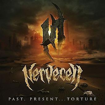 Nervecell - sidste stede tortur [Vinyl] USA importerer