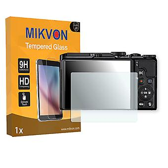 Nikon COOLPIX A900 Screen Protector - Mikvon flexible Tempered Glass 9H (Retail Package with accessories)