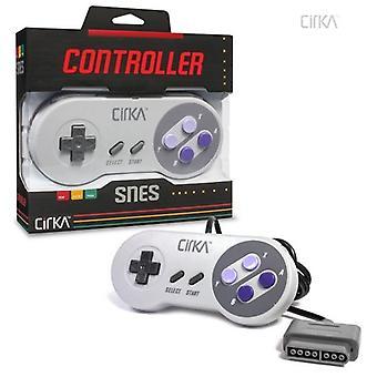 SNES S91 Controller - CirKa Super Nintendo Control Pad