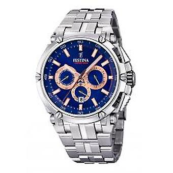Festina Bike Chrono Herrenuhr (F20327/4)