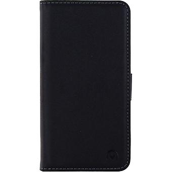 Mobilize MOB-23937 Smartphone Classic Gelly Wallet Book Case Wiko View Xl Zwart