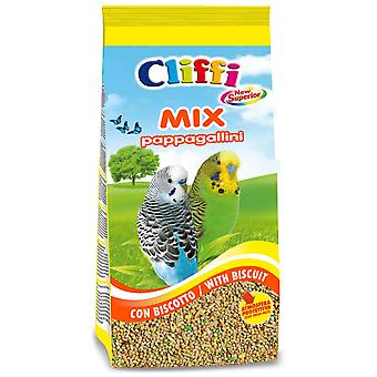 Cliffi Superior Mix con Galleta Comida para Periquitos (Birds , Bird Food)