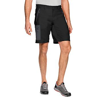 Jack Wolfskin Mens Active Track Breathable Softshell Walking Shorts