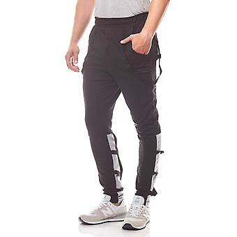 Tazzio fashion men's jogging pants black