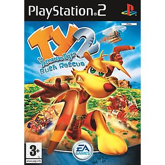Ty The Tasmanian Tiger 2 (PS2) - Factory Sealed