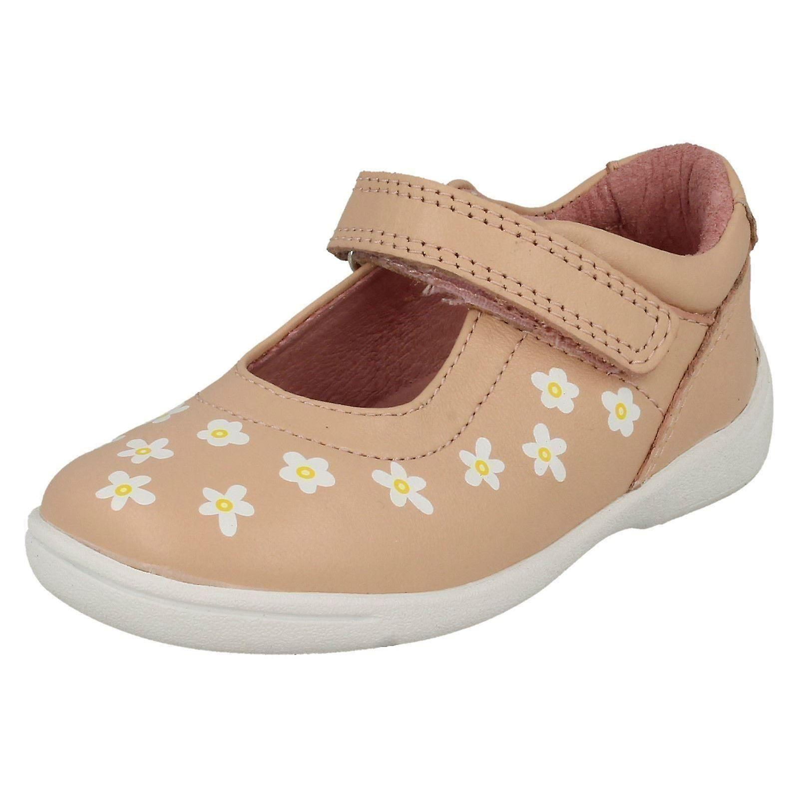 Girls Startrite Casual Flat Shoes - Shine - Pink Leather - Shoes UK Size 8.5F - EU Size 26 - US Size 9.5 ce151d