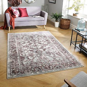 Tejedores de Topaz 5504 P rosa rectángulo alfombras alfombras modernas